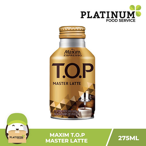 Maxim Espresso: Master Latte (275mL)