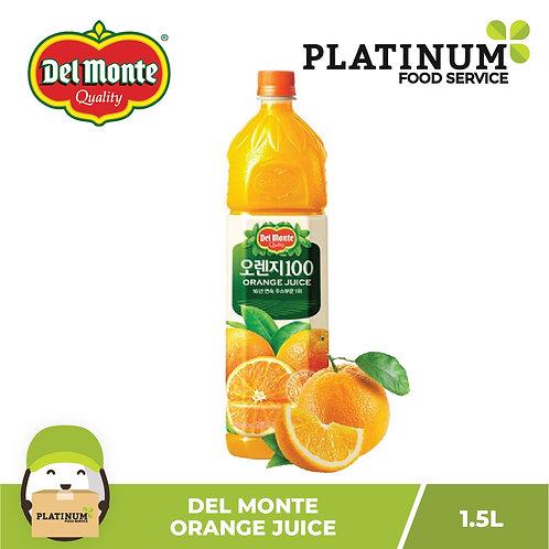 Del Monte Orange Juice 1.5L