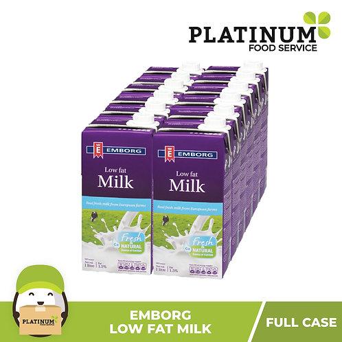 Emborg LOW FAT Milk (Full Case)