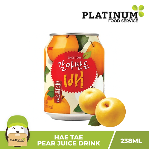 Hai Tai Pear Juice 238mL