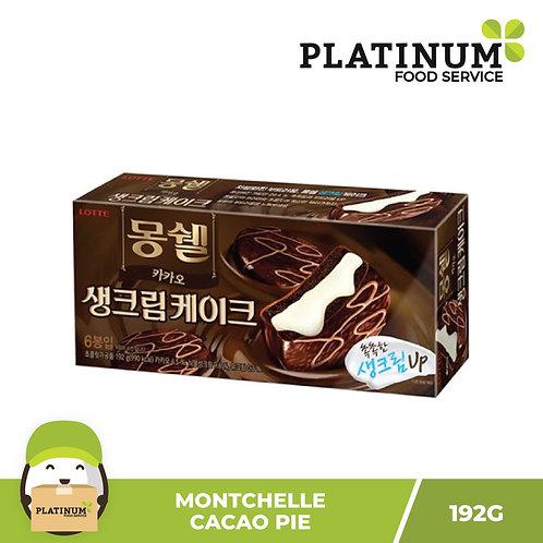 Lotte Montchelle Kakao Pie 192g