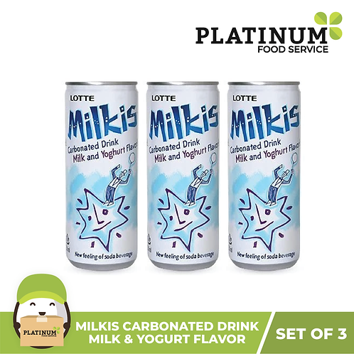 Milkis Drink 250mL (pack of 3)