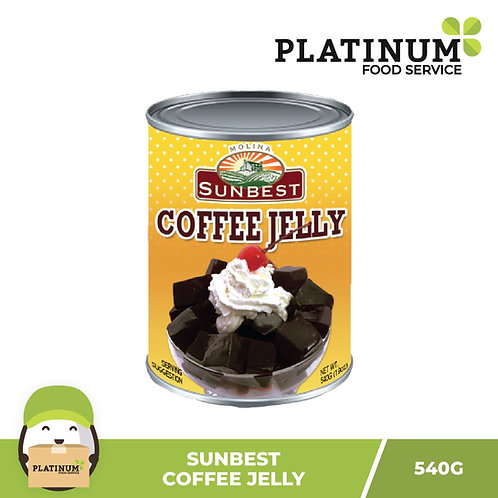 Sunbest Coffee Jelly 540g