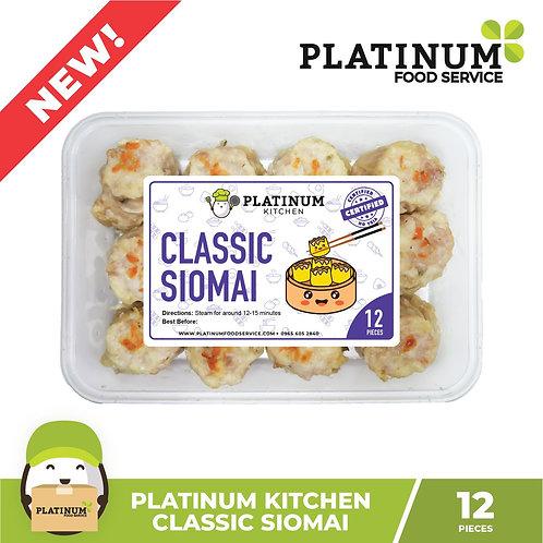 Platinum Kitchen: Classic Siomai