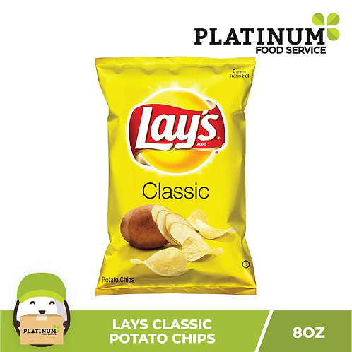 Lay's Classic Flavor 182.4g