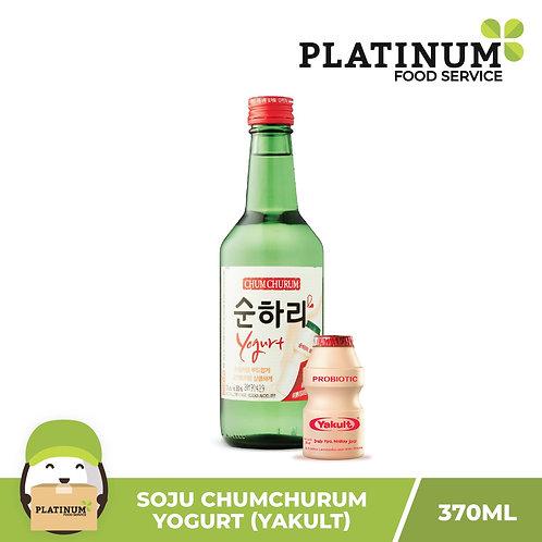 Soju Chumchurum Yogurt Flavor 360mL