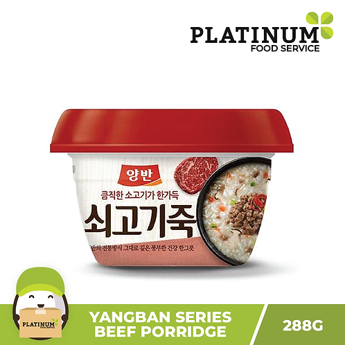 Korean Beef Porridge 288g