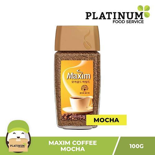 Maxim Coffee Mocha 100g