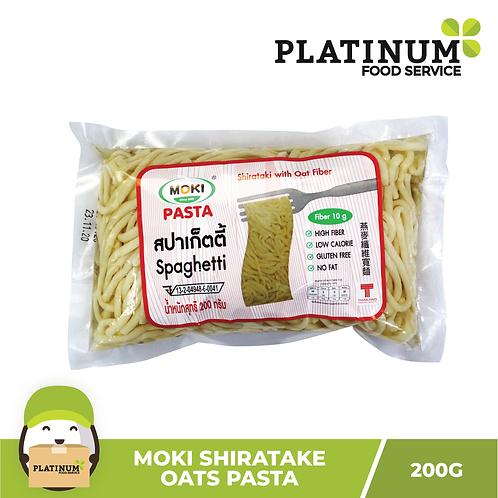 Moki Shiratake Oats Spaghetti 200g (Single Serving)