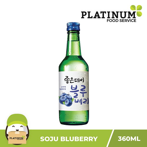 Soju Blueberry