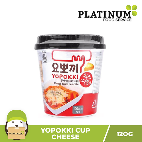 Yopokki Cheese Cup 120g