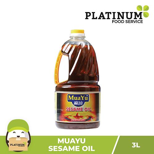 Muayu Sesame Oil