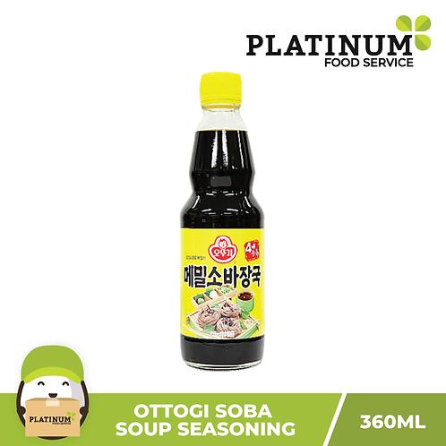 Ottogi Dipping Sauce for Soba 360mL