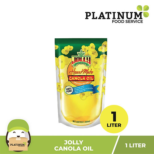 Jolly Canola Oil 1 Liter