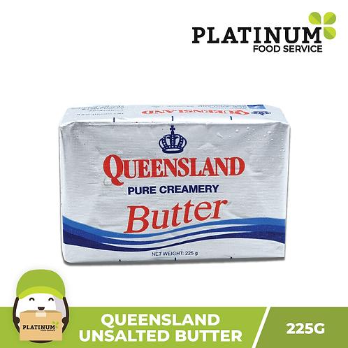 UNSALTED - Queensland Butter 225g