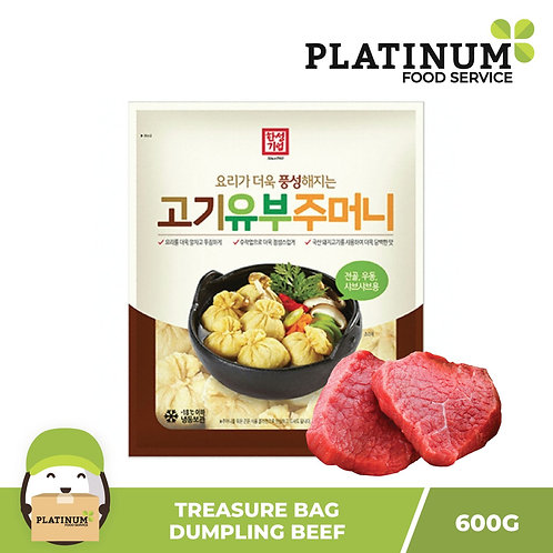 [SALE 50% OFF] Treasure Bag Dumpling Pork Flavor 600g