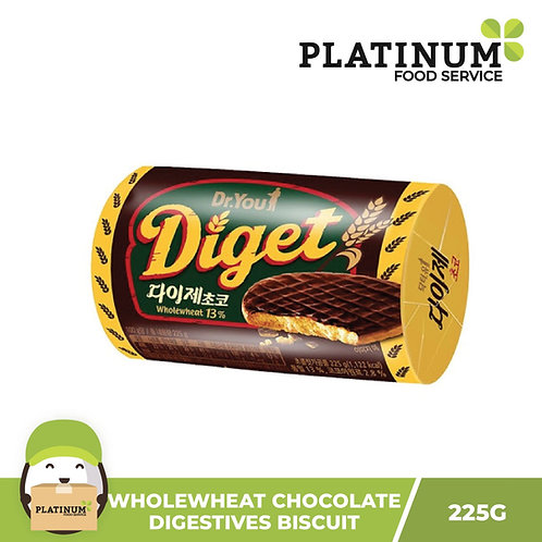 Orion Digestive Chocolate Biscuit 75g