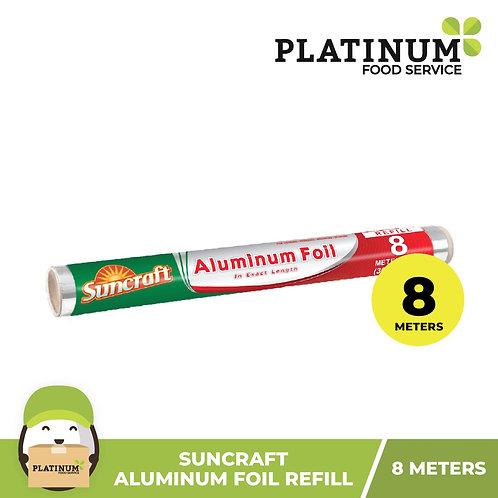Suncraft Aluminum Foil Refill 30cm x 8m