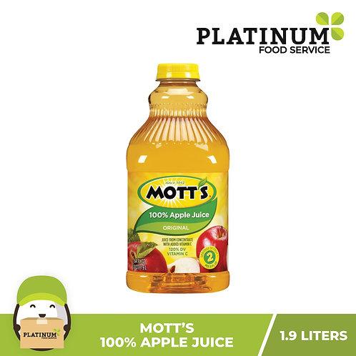 Motts Apple Juice 64oz.