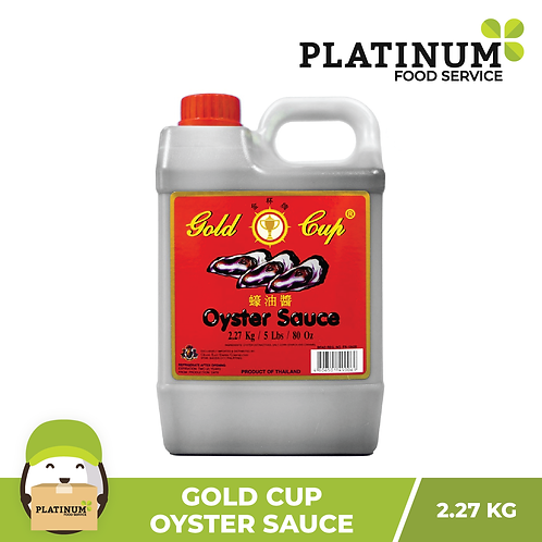 Gold Cup Oyster Sauce