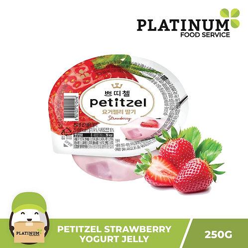 CJ Strawberry Yogurt Jelly 250g