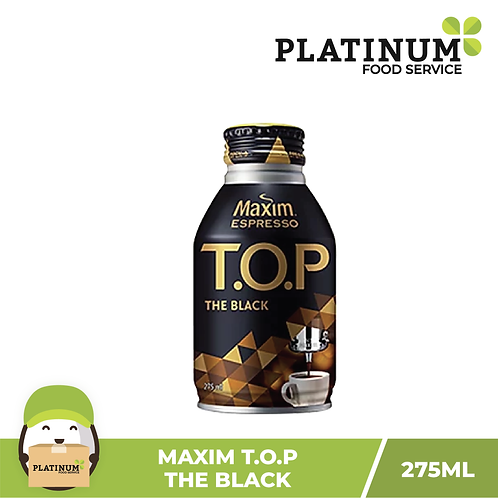 Maxim Espresso: The Black (275mL)