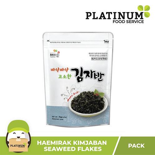 Haemirak Seasoned Seaweed (Kimjaban) 70g