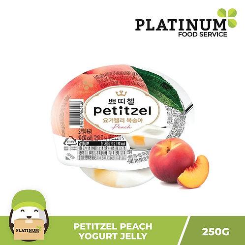 CJ Peach Yogurt Jelly 250g