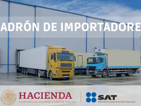 Padrón de importadores: ¿Qué es y cuáles son sus requisitos?