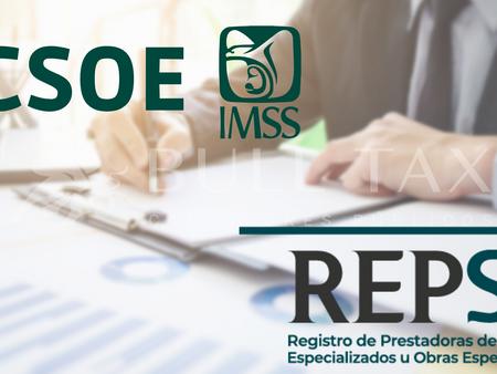 ICSOE, nueva obligación para empresas inscritas en REPSE.