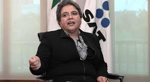 ¡No! al CHICANEO advierte la jefa del SAT, Raquel Buenrostro Sánchez.