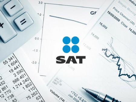 """El fallo en sistema del SAT, """"que a pesar de tener saldo a favor terminan debiendo."""""""