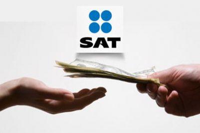 El SAT, responde que el servicio de la devolución de saldos a favor se encuentra en mantenimiento.