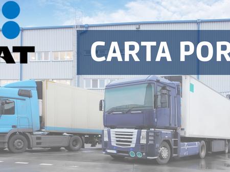 COMPLEMENTO CARTA PORTE