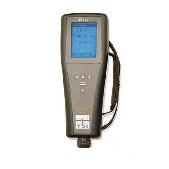 Pro20 Dissolved Oxygen Instrument