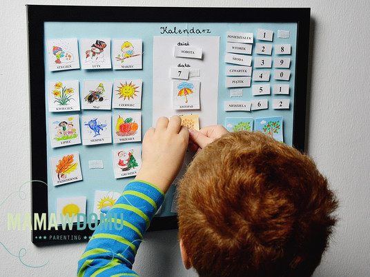 Ćwiczenia do pracy z dzieckiem w domu