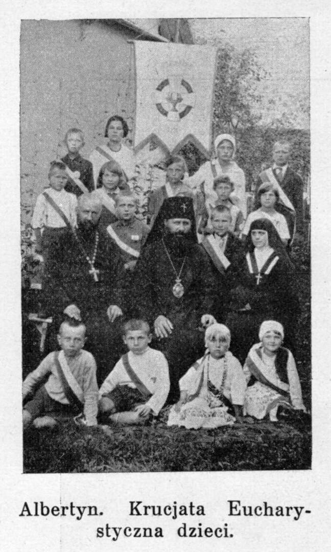 jezuici albertyn krucjata eucharystyczn
