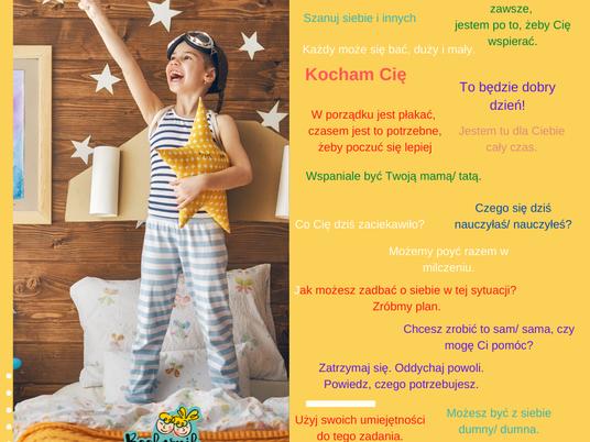 Kilka słów o komunikacji z dzieckiem