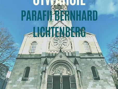 Uroczyste otwarcie parafii pod wezwaniem błogosławionego Bernarda Lichtenberga