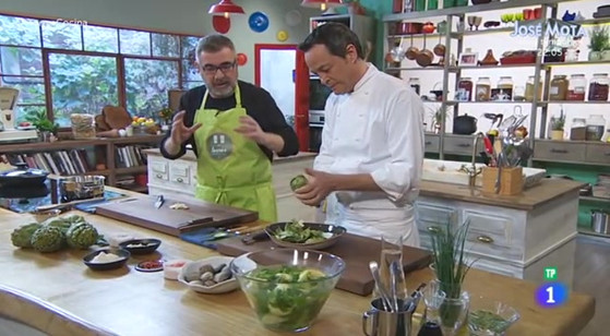 Torres en la cocina, Pau Arenós