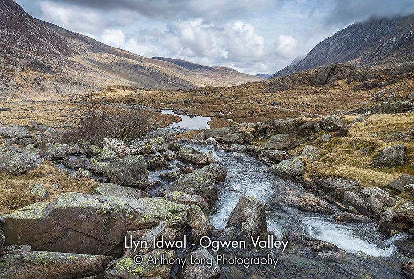 Llyn Idwal, Ogwen Valley, North Wales