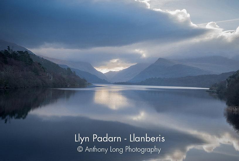 Llyn Padarn, Llanberis,North Wales
