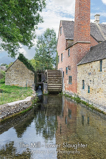 The Mill - Lower Slaughter