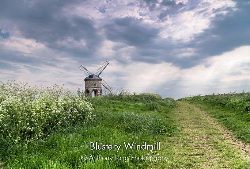 Blustery Windmill