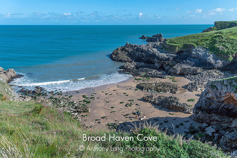 Broad Haven cove