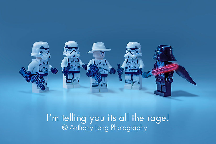 I'm telling you its all the rage!