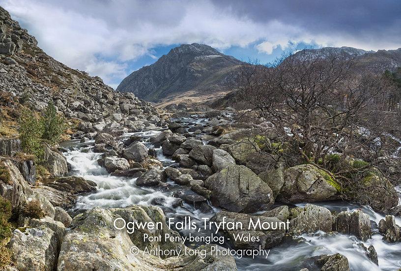 Ogwen Falls & Tryfan Mount, North Wales