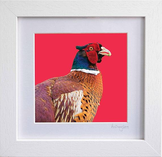 Pheasant Red