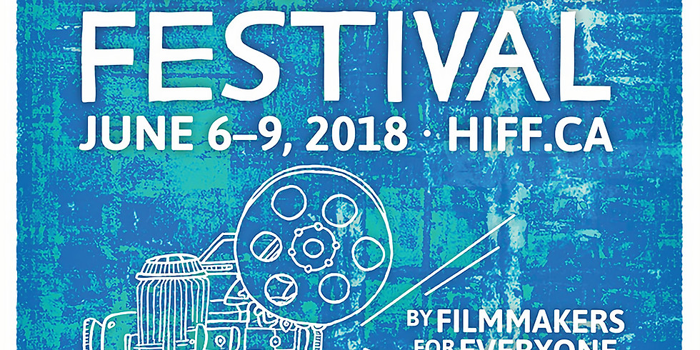 HALIFAX INDEPENDENT FILMMAKERS FESTIVAL
