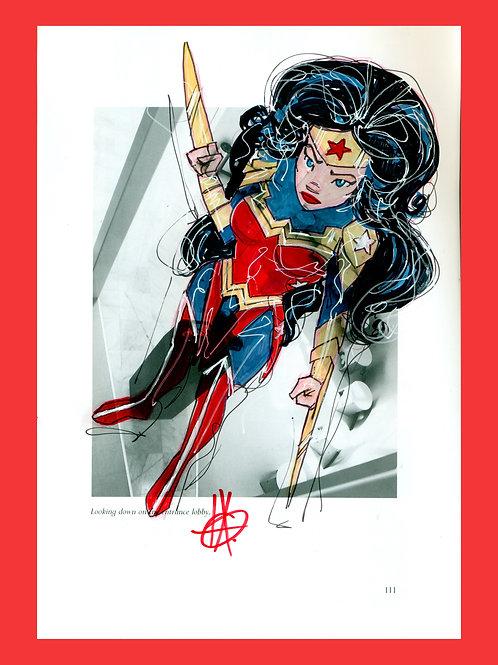 Wonder Woman Blades